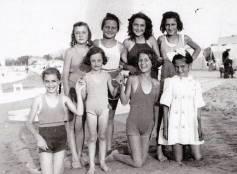 Cattolica 1941, Bagni Della Santina.