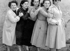 Cattolica primi anni 60, scuola materna Giovanni Pascoli.