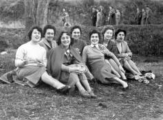 Gita a Ravenna, 19 maggio 1955.
