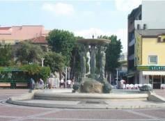 Piazza 1° maggio Cattolica