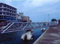 Ponte girevole Cattolica