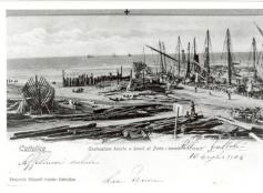 Foto della marineria di Cattolica