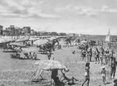 Spiaggia ponente Cattolica