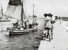 Cattolica, 1937, motopeschereccio