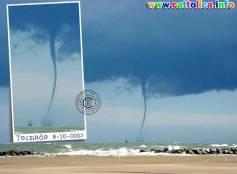 Tornado a Cattolica