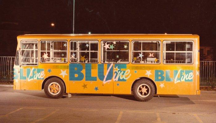 Blue Line – Linea notturna verso le principali discoteche