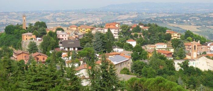 Castello di Montescudo