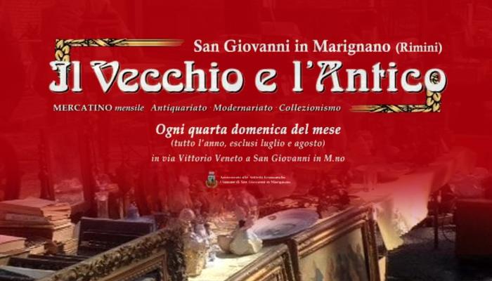 Il Vecchio e l'Antico a San Giovanni in Marignano