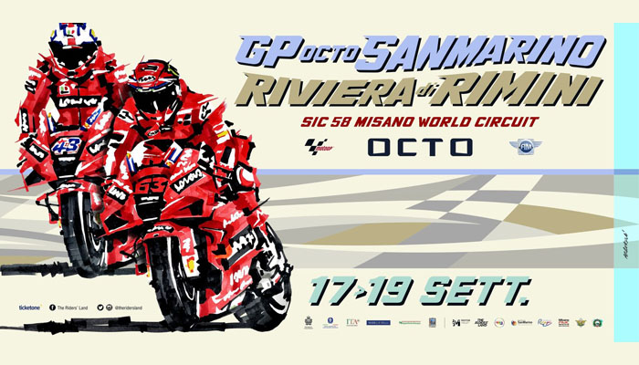 Moto Gp San Marino 2021