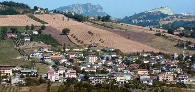 Sassofeltrio ed il suo territorio