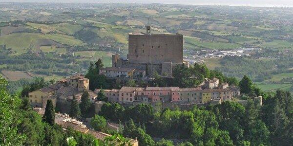 I misteri della Rocca di Montefiore