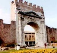 Arco di Augusto Rimini