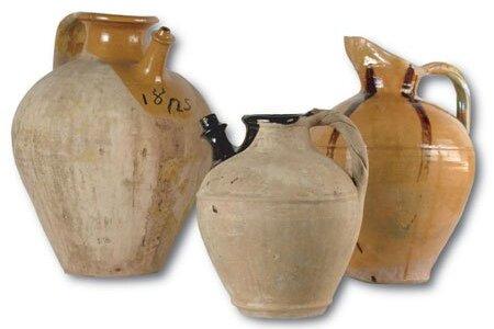 Itinerario delle ceramiche popolari