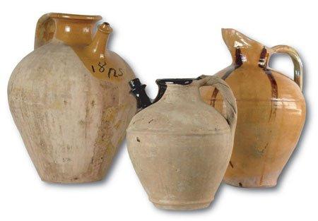 Ceramiche popolari tra Marche, Toscana e Romagna