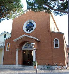 Chiesa Immacolata Concezione - Misano Adriatico