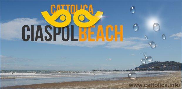 Ciaspolbeach Cattolica 2014