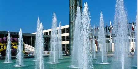 La Fiera di Rimini - spazio per il vostro business