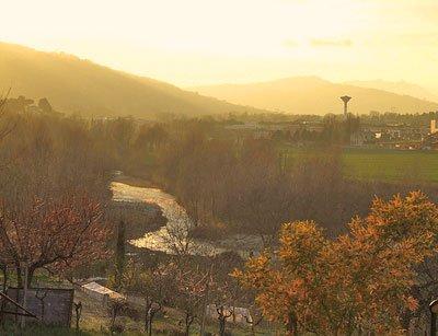 Il fiume Conca