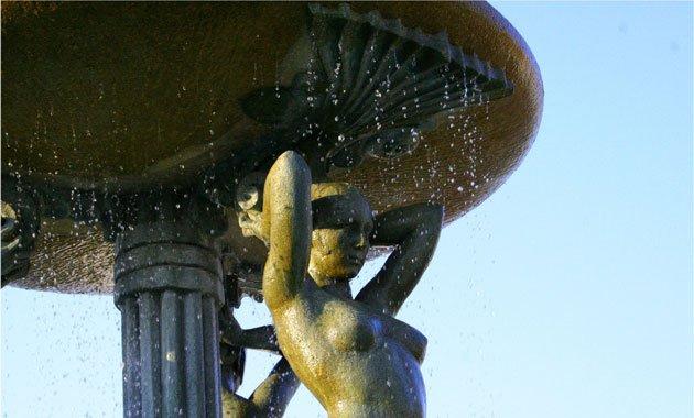 Fontana Piazza Primo Maggio Cattolica