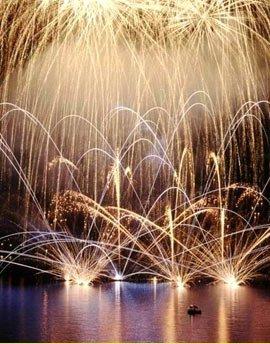 Eventi a Cattolica - fuochi d'artificio