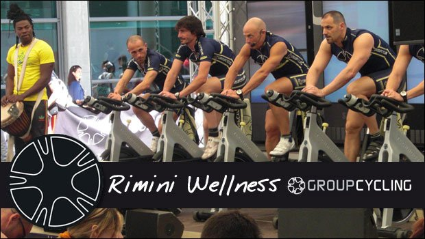 Group Cycle Rimini Wellness