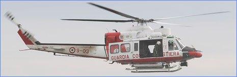 Guardia Costiera - elicottero