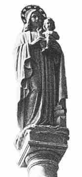 La Madonna, Regina del Mare sul porto di Cattolica