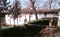 Mulini tomba d'oradino