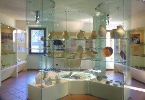 Museo della Regina a Cattolica - sezione archeologica
