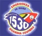 Numero blu - Emergenza in Mare : 1530
