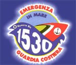 1530 Numero Blu - Guardia Costiera - Emergenza in mare