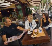 Aldo Drudi, Paola Baronio e Maria Vittoria Bernasconi