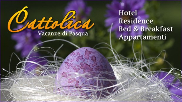 Pasqua a Cattolica