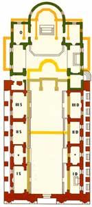 Tempio malatestiano Rimini: piantina