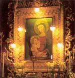 madonna di Bonora - Santuario di Montefiore