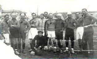 Squadra Robur, 1928 - AC Cattolica