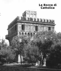 La rocca di Cattolica