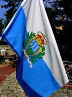 San Marino - la bandiera