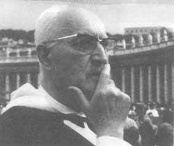 Galluzzi, il cattolichino santo