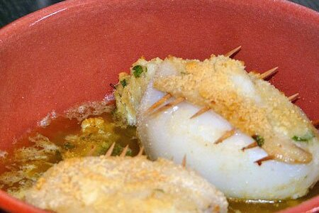 Secondi di Pesce della Cucina Tipica di Cattolica
