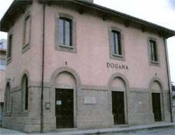 Stazione di Dogana