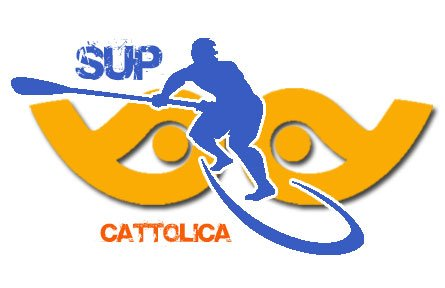 stand up paddling a Cattolica