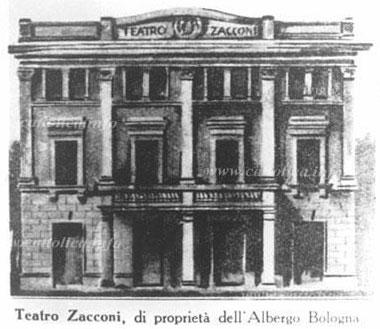 """Teatro Cattolica – C'era una volta il gioiello """"Zacconi"""""""