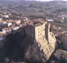 Palazzo Ducale - Rocca Fregoso - Sant' Agata Feltria