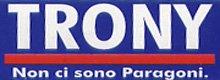 Trony - la catena leader nel settore dell'elettronica ed elettrodomestici con 160 punti vendita in Italia.