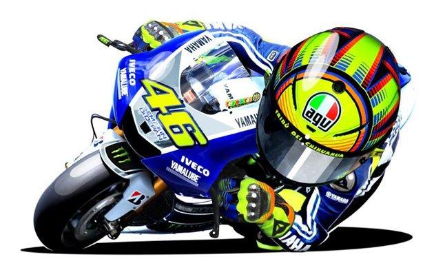 Yamaha Valentino 46 - MotoGP Misano 2019 - vi aspettiamo!