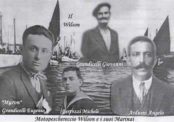 Il naufragio del Wilson